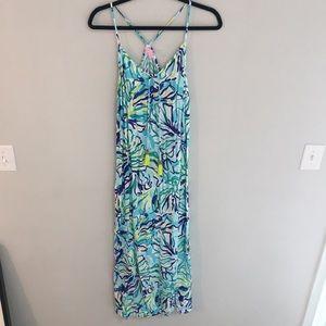 Lilly Pulitzer Philomena maxi dress - medium